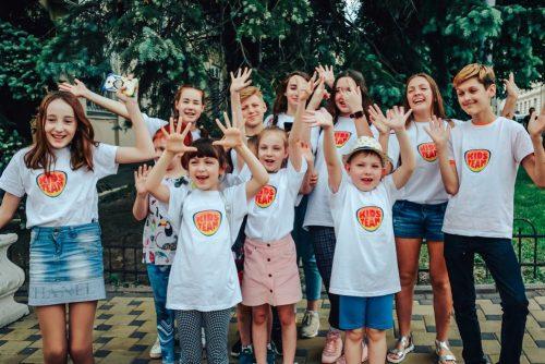 Ученики KIDS TEAM на радио Максимум